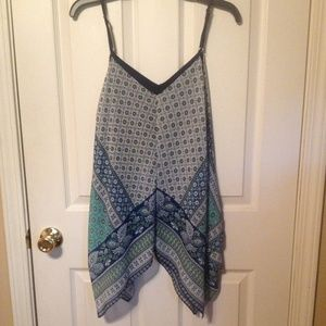 Cute Tank Top Size Med